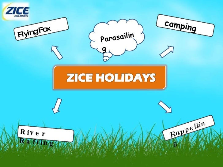 A Ride to ZiceCamp