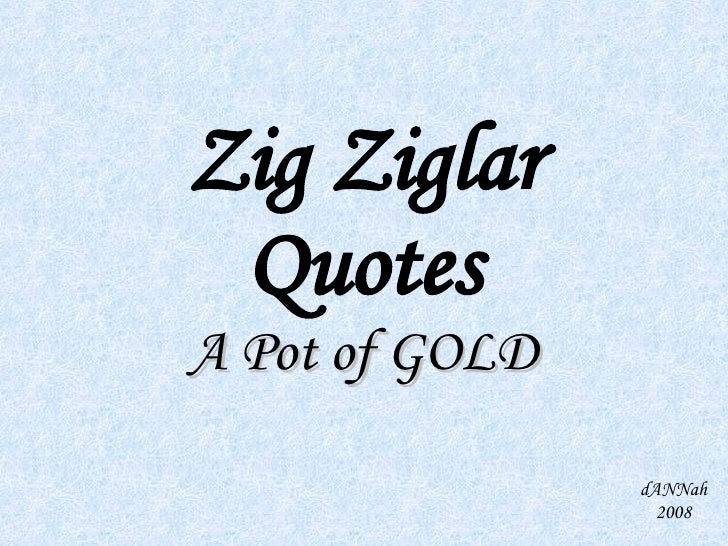 quotes by zig ziglar like success