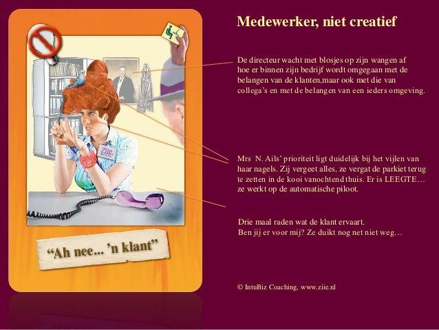 Ziie Coachingskaarten Situaties www.ziie.nl © IntuBiz Coaching
