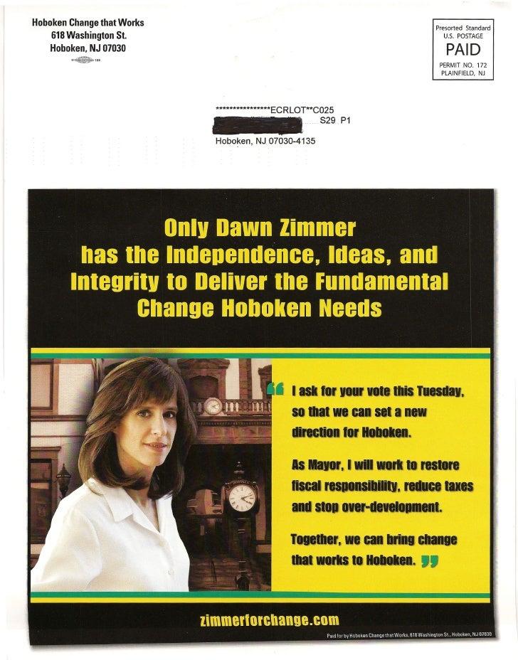 Hoboken Change that Works                                                                                                 ...