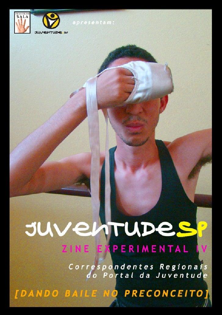 Zine Experimental IV (Capacitação Barretos)