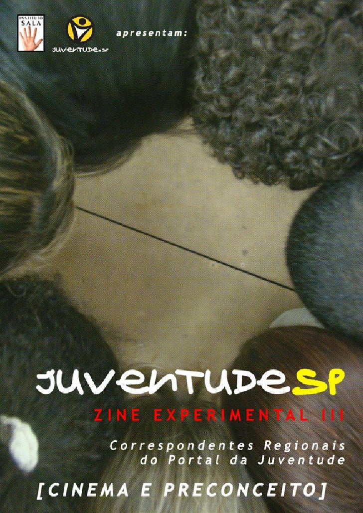 Zine Experimental III (Capacitação São José do Rio Preto)