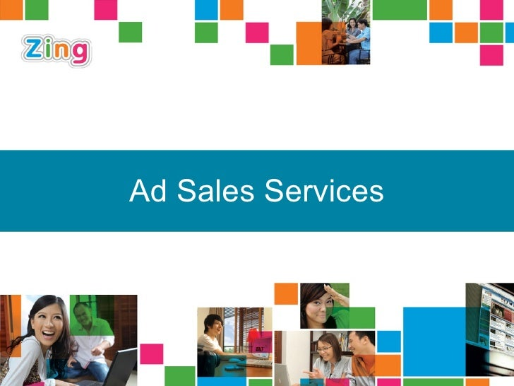 Ad Sales Services