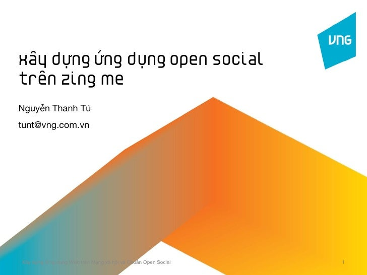 Zing me open social training 01