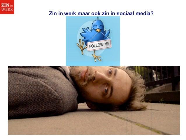 Zin in werk maar ook zin in sociaal media?  WE KEEP THE WORLD WORKING BY HELPING THE RIGHT PEOPLE FIND THE RIGHT JOB