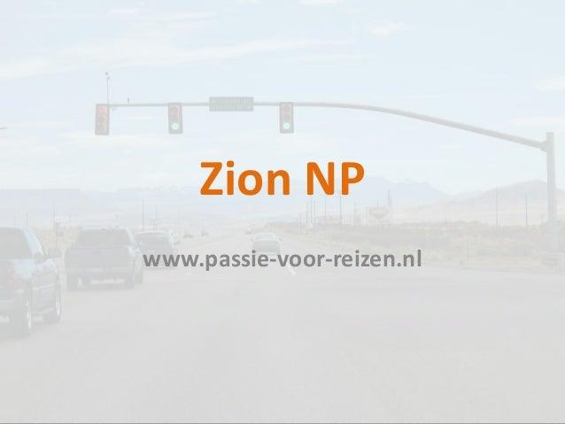 Zion np 21 07