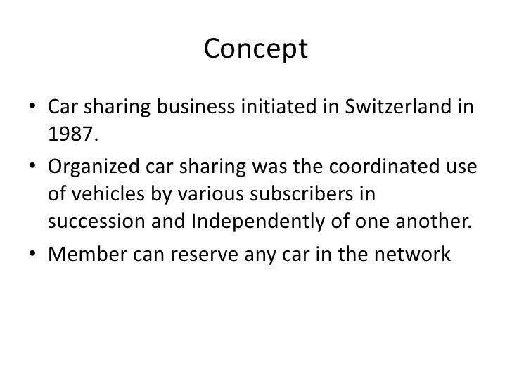 zipcar refining the business model Assignment for « zipcar : refining the business model » case: one time permission to reproduce granted by harvard business publishing, 12/12/2011 1 2 what is the business model, and how has it changed between december 1999 and may 2000  describe the economics of the business.