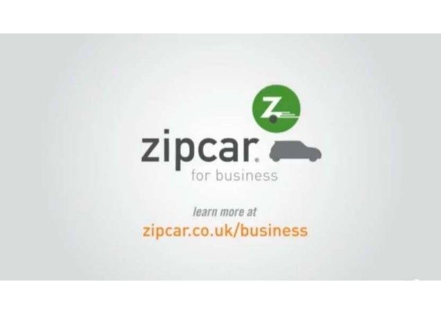Zipcar for Business