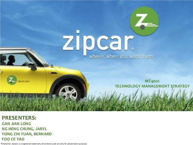 "a strategic analysis of zipcar The following analysis of keegan's article ""the best new idea in business"" provides a swot analysis of zipcar and the strategic capability of an."