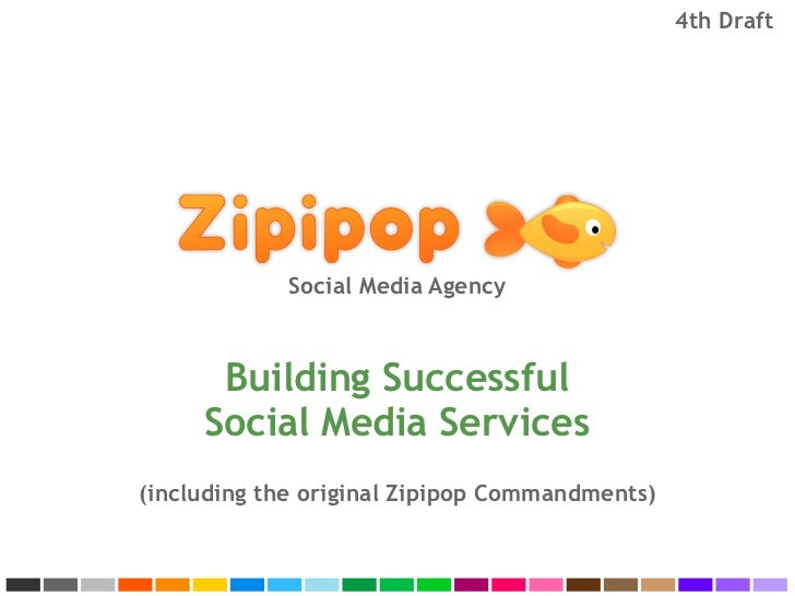 Zipipop Building Successful Social Media Services