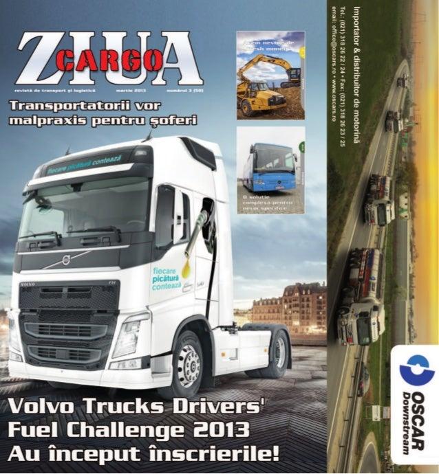 Revista Ziua Cargo nr. 50 - martie 2013