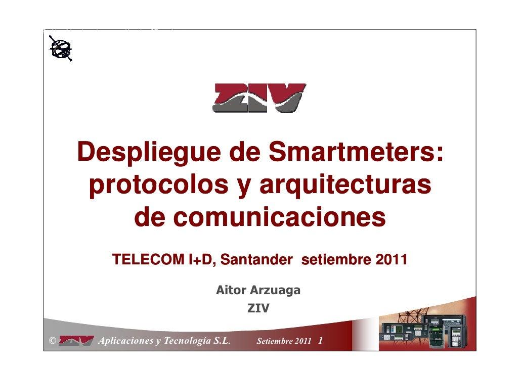 Automatización de las redes de Distribución (B.T. y M.T.)Problemática de su incorporación a los CT´s existentes           ...