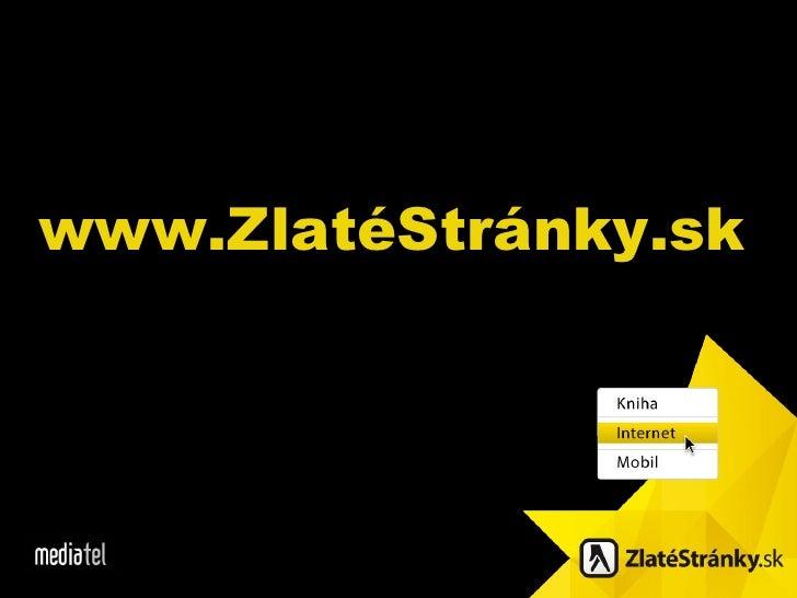www.ZlatéStránky.sk