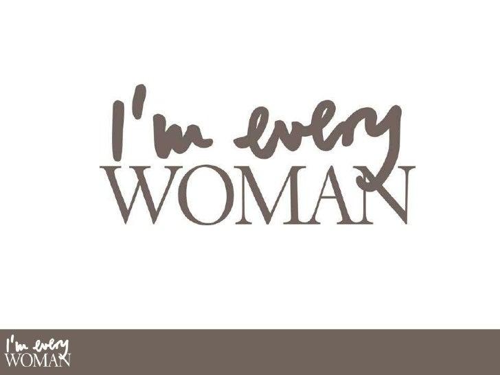 I'm every Woman presentatie Viva