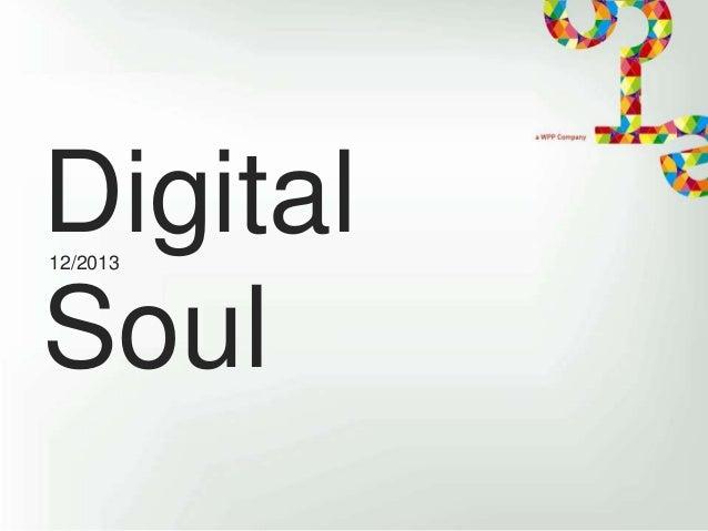 Digital Soul 12/2013