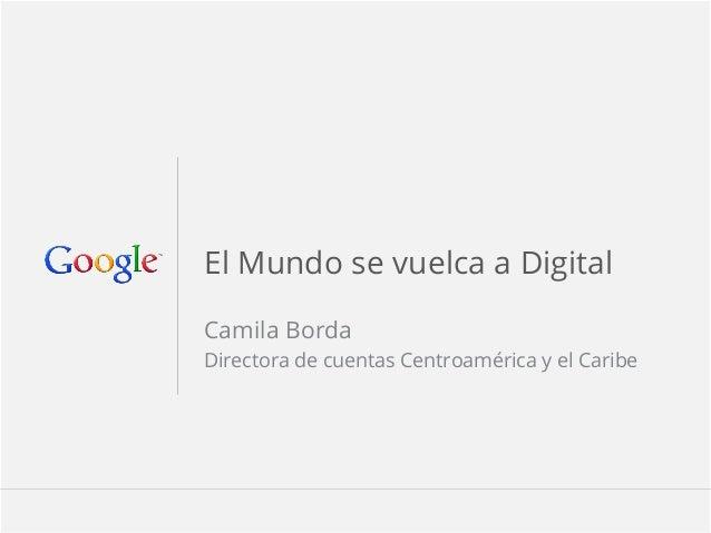ZMOT - El Salvador Goes Digital