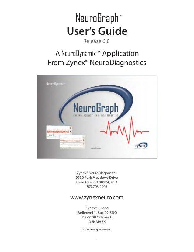 ZMPCZM019000.12.07 NeuroGraph User's manual