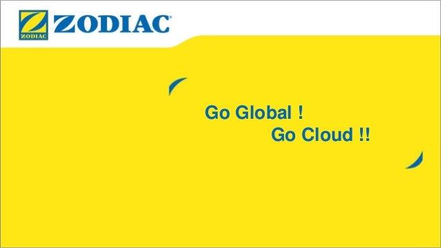 Go Global ! Go Cloud !!