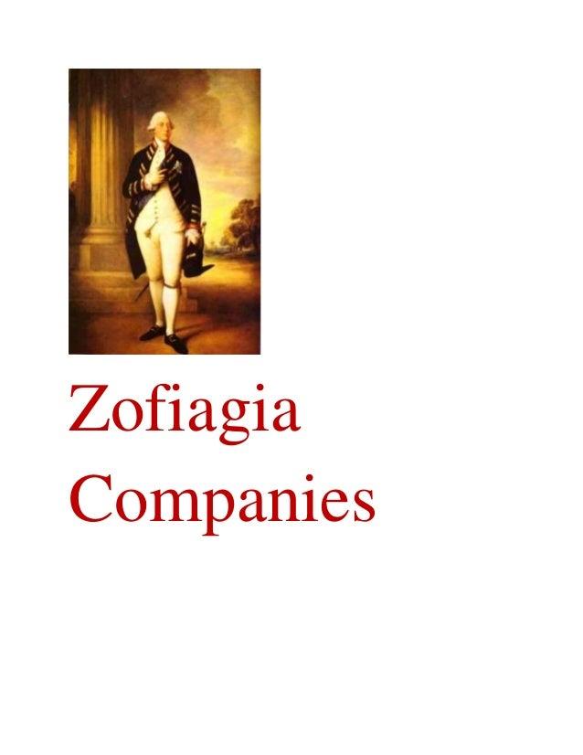 Zofiagia Companies