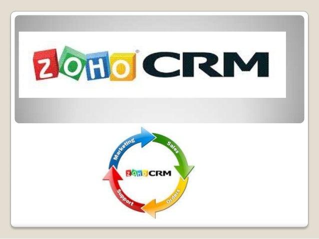Descripció Zoho es podria definir com una suite ofimàtica online que inclou tot tipus d'aplicacions ofimàtiques.  Zoho of...
