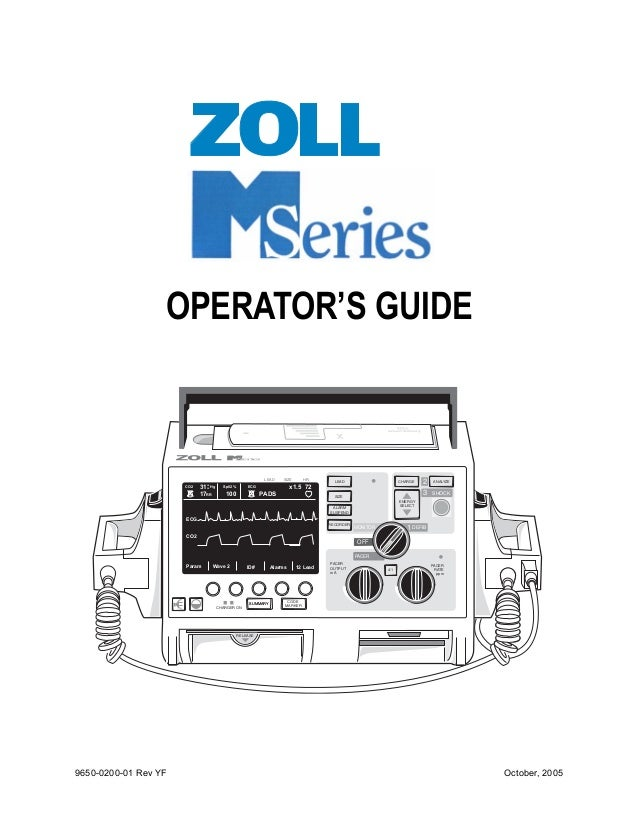 Zoll m series_manual