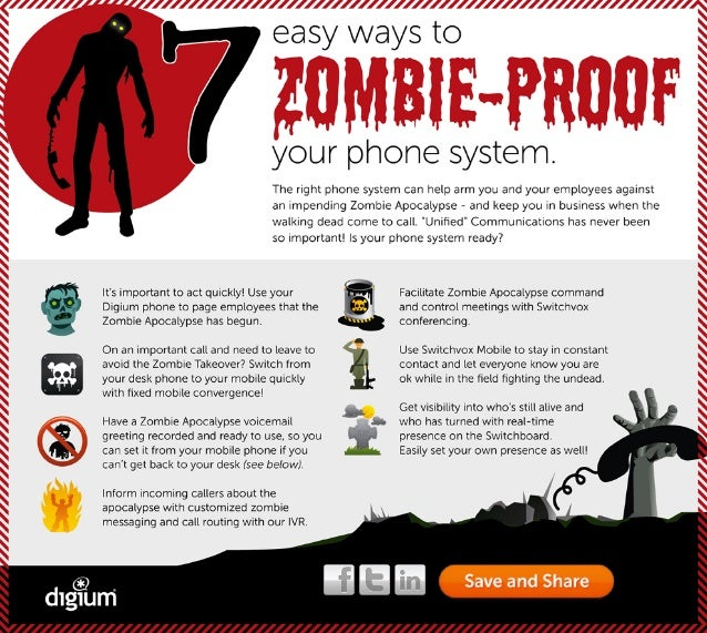 7 Easy Ways to zombie-proof your phone system