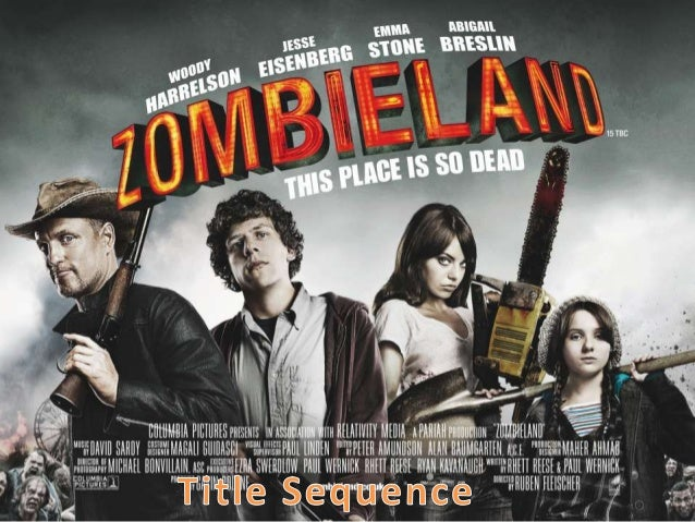 Zombieland analysis newwww