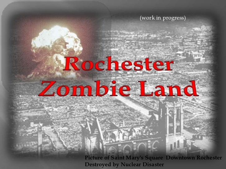 Zombie land rochester