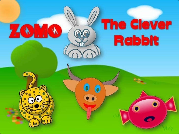 Zomo the Clever Rabbit