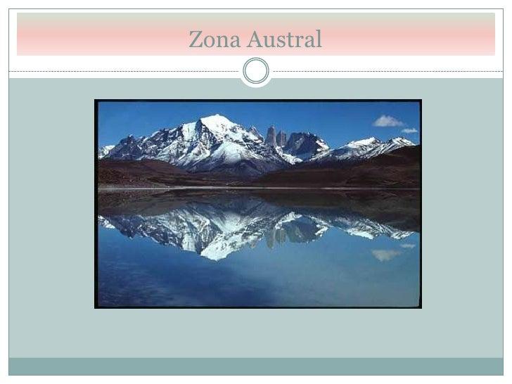 Zona Austral  <br />