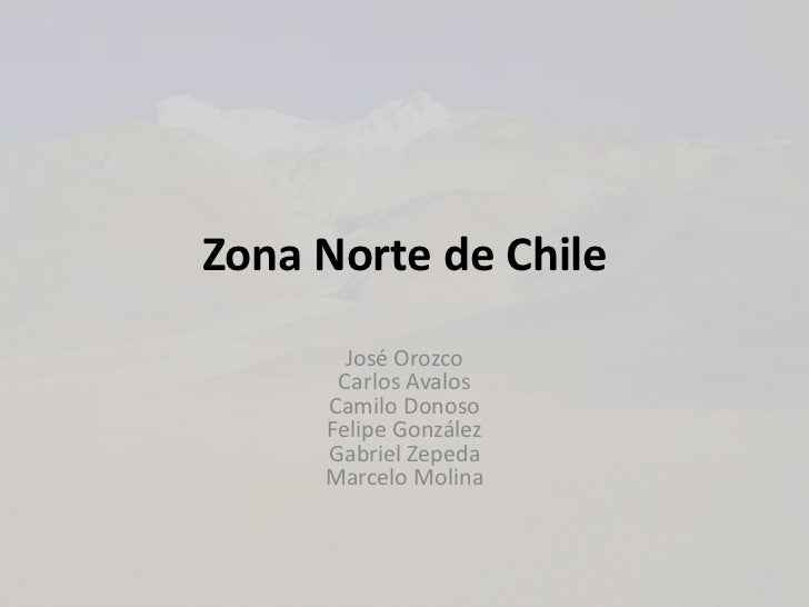 Decoracion Zona Norte De Chile ~ Email Like Liked ? Save Private Content Embed Loading embed code