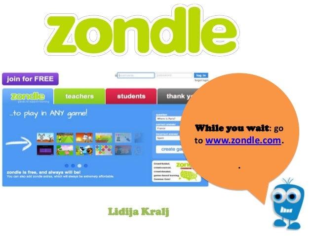 Zondle workshop for Dubrovnik