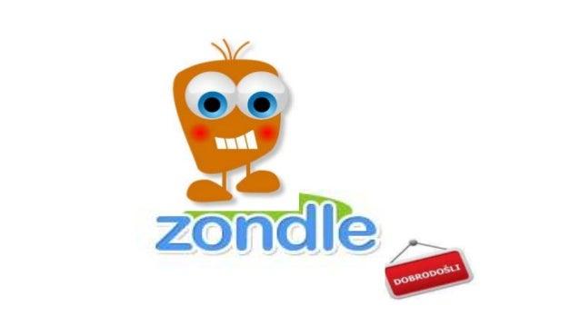Što je ZONDLE ? Zondle je online platforma za učenje putem računalne igre.