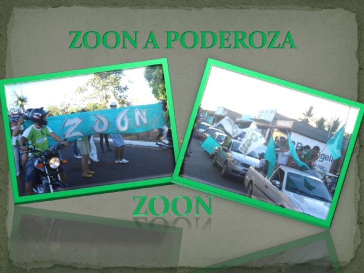 ZOON A PODEROZA<br />ZOON<br />