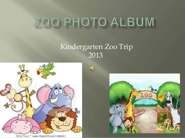 Zoo photo album