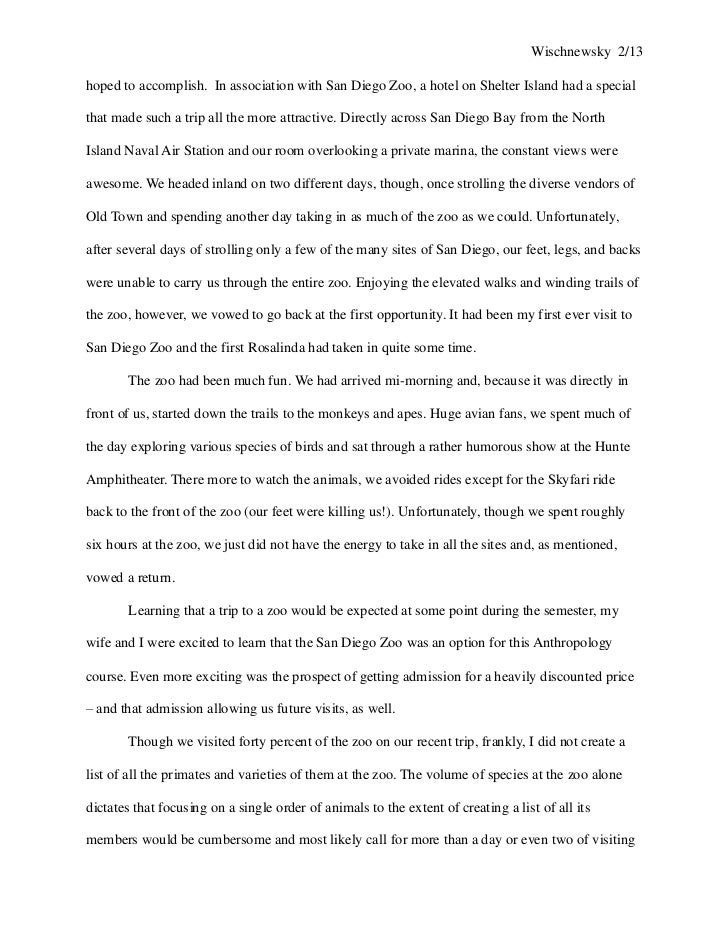 descriptive essay the zoo Wondering how to write a descriptive essay about my mother, click here and you will receive necessary information about writing a descriptive essay on mom.