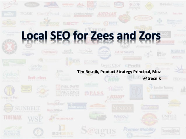 Zors:  dominate Google+ and local search in 2014