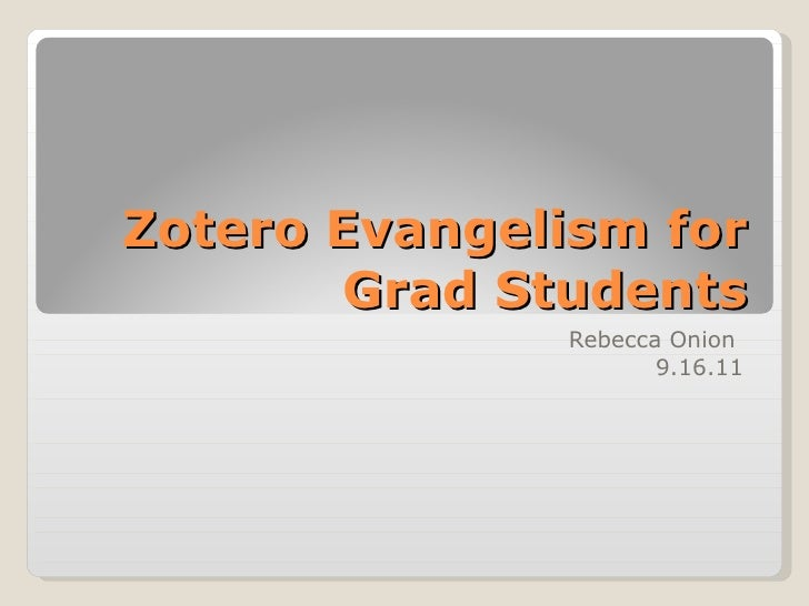 Zoteroforgradstudents2