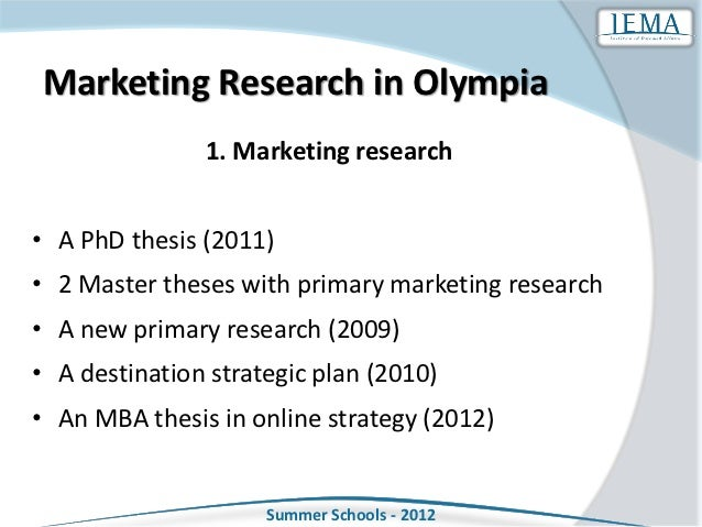phd thesis on marketing strategy Phd students can focus on accounting begins the research that will form the basis of the dissertation the marketing strategy area deals with issues that.