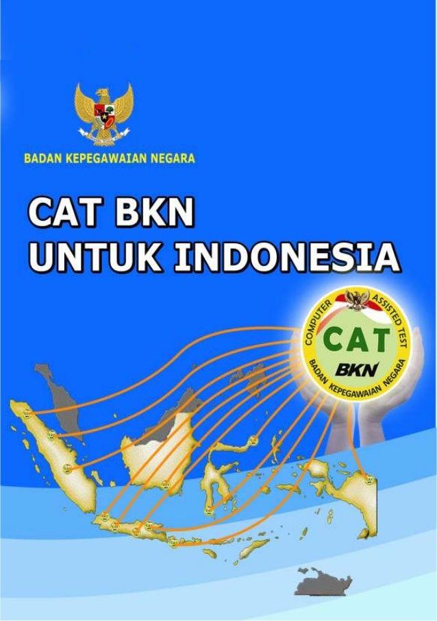 Buku CAT BKN Untuk Indonesia