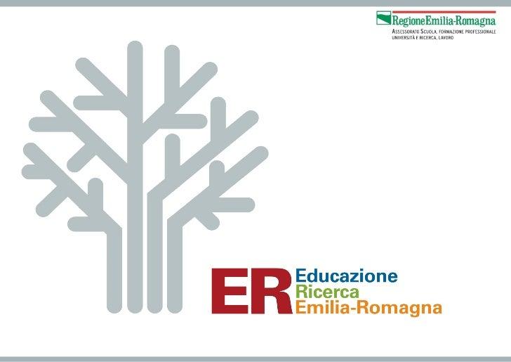 Educazione Ricerca Emilia Romagna