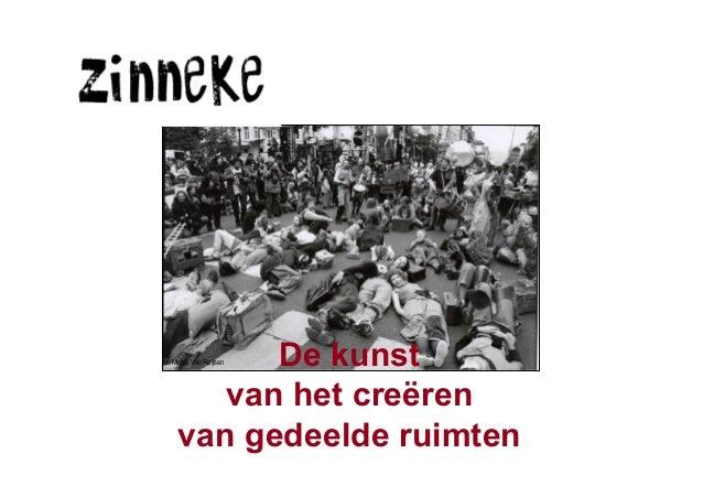 Sessie 4: Het 'verhaal achter het verhaal' van de Brusselse Zinneke Parade