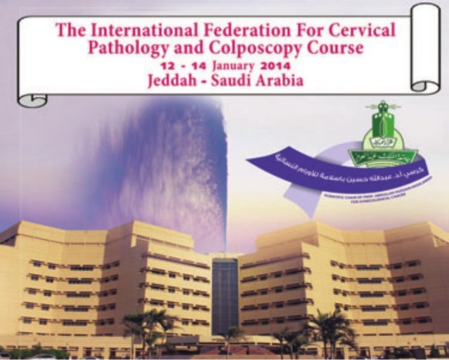 The international federation for cervical pathology and colposcopy course