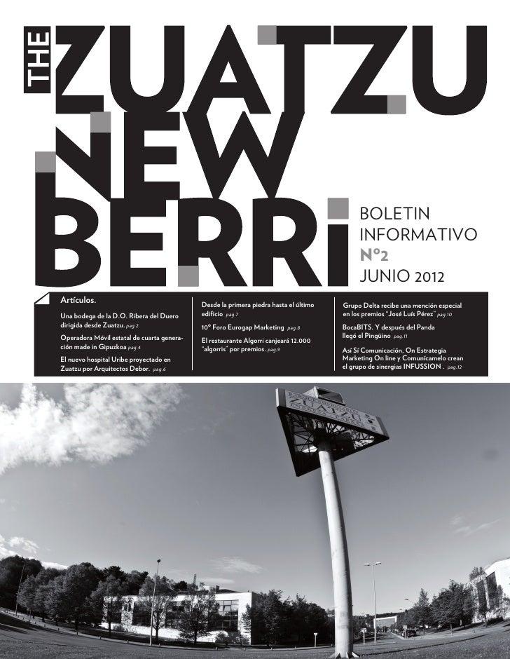 Zuatzu newberri dos