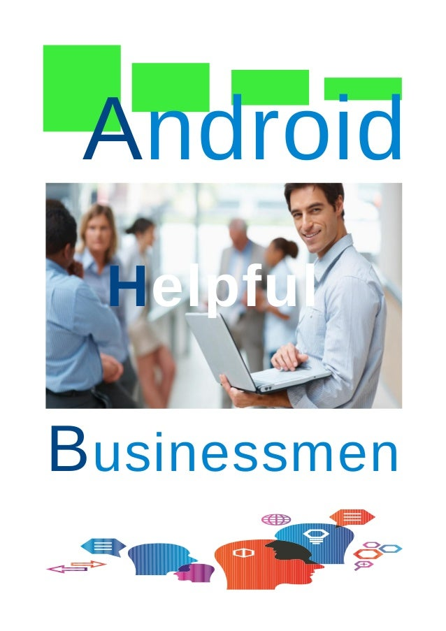 Android App Development Helpful for Businessmen
