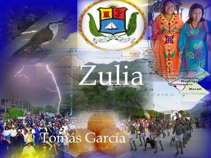 ZuliaTomás García