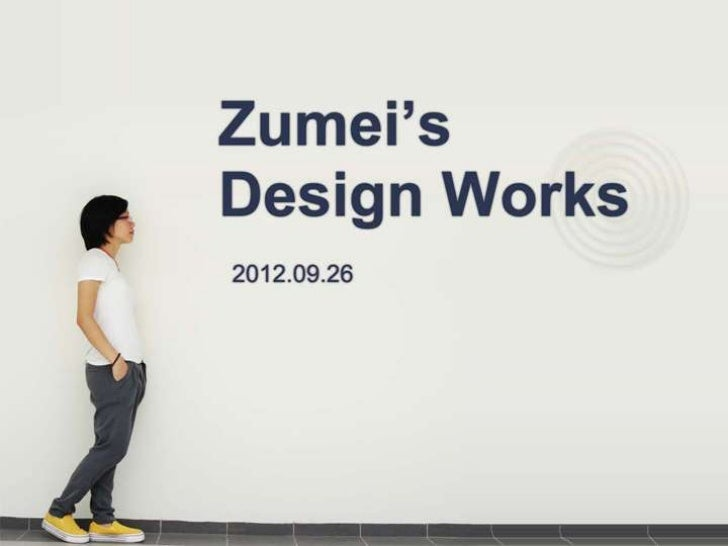 Zumei's work