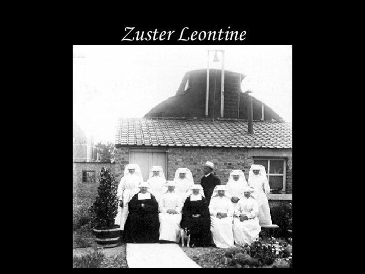 Zuster Leontine