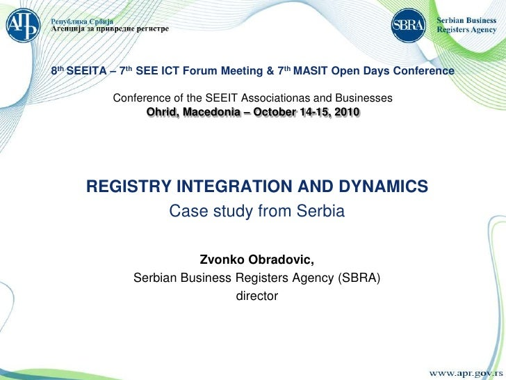 8th SEEITA – 7th SEE ICT Forum Meeting & 7th MASIT Open Days Conference            Conference of the SEEIT Associationas a...