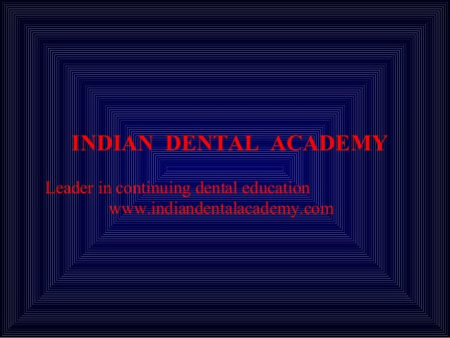 Zygoma /certified fixed orthodontic courses by Indian dental academy